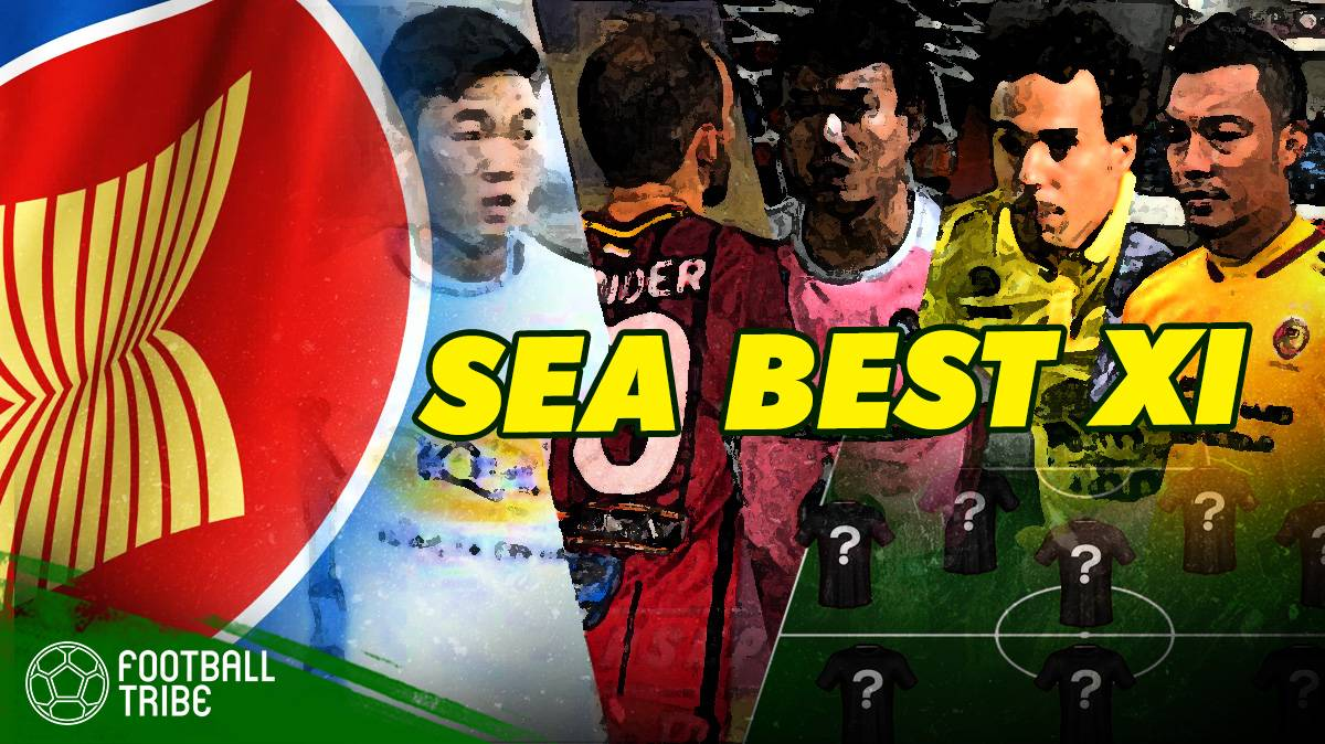 Southeast Asia XI of the Week (May 5-May 7)
