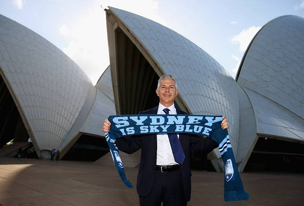 Sydney FC appoint long-time assistant Steve Corica as new head coach