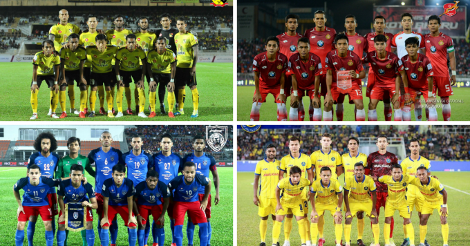 What's the current market value of every Malaysia Super League club?