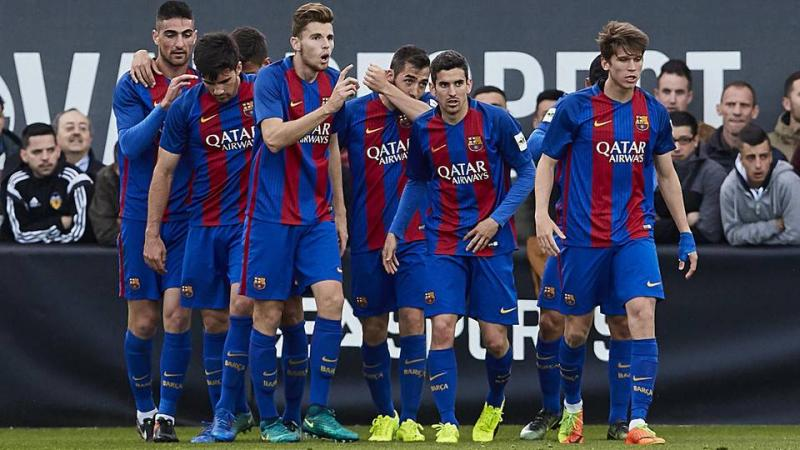 separation shoes 8598a 6a514 Vietnam U-23 to play friendly against FC Barcelona B ...
