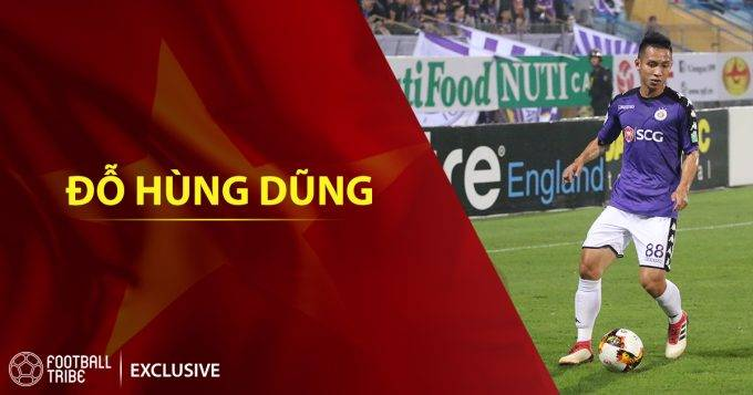 Do Hung Dung: I want to represent Vietnam at 2018 AFF Cup