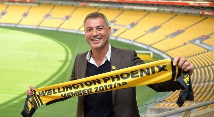 Former Sydney FC Mark Rudan named as Wellington Phoenix's new head coach