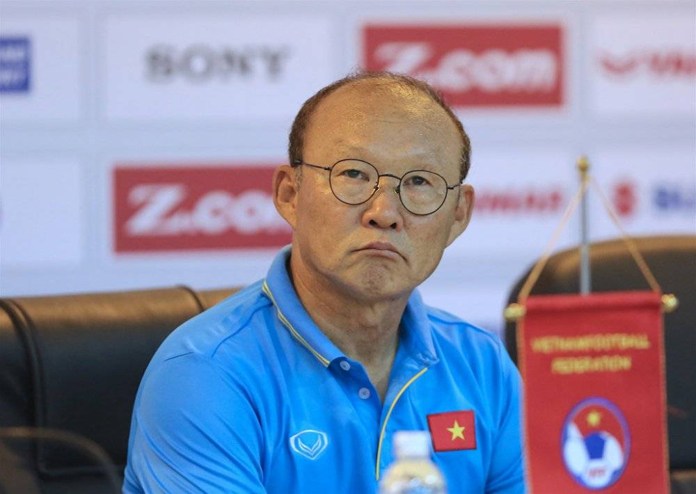 Coach Park Hang-seo: Vietnamese players have experience in playing against West Asian teams