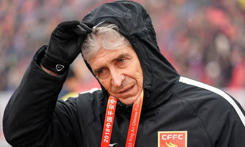Manuel Pellegrini closes in on West Ham job after leaving Habei China Fortune