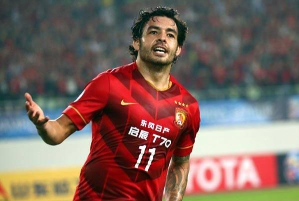 Ricardo Goulart expects tough clash with Tianjin Quanjian