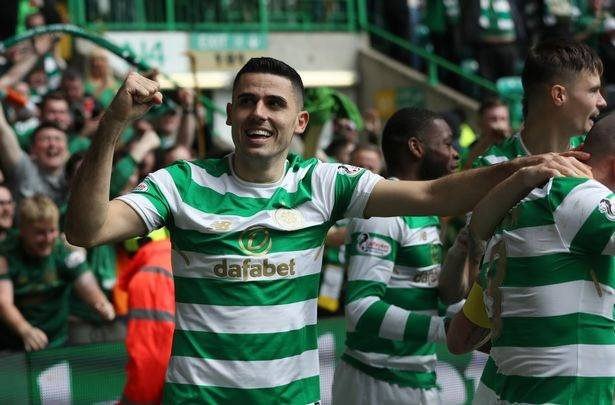Celtic midfielder Tom Rogic under the radar of Southampton for a summer move