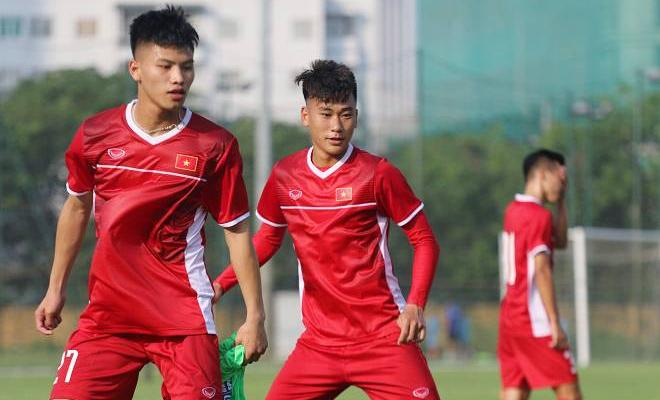 Vietnam U-19 to conduct a training session at world's largest football academy