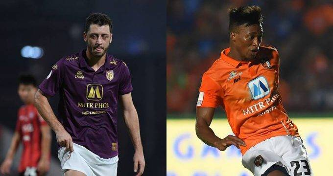 Ratchaburi welcome back Yannick Djaló, part ways with Felipe Menezes