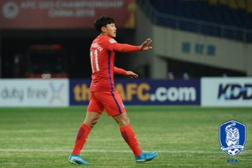South Korea U19 finish 11th at Toulon Tournament
