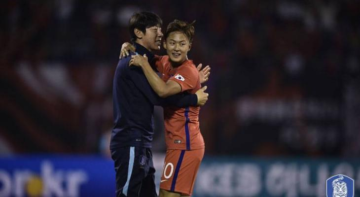 Calm and confident, ex-Barca star Lee Seung-woo: I play football because it is fun