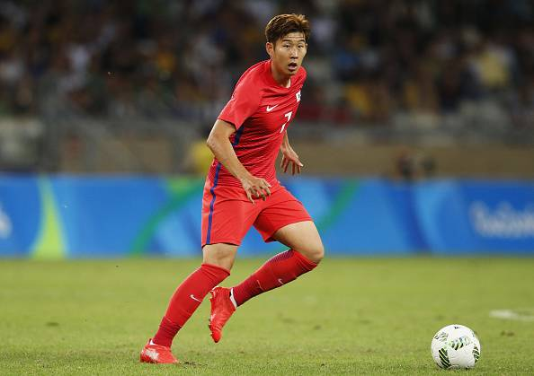 Son Heung-min: I hope Germany wins the World Cup