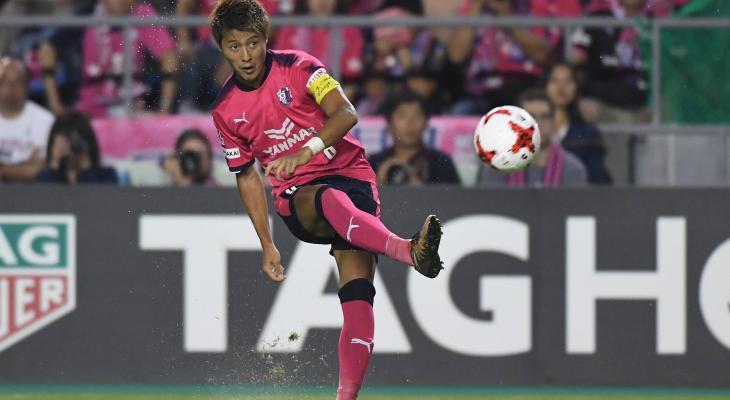 Gamba Osaka confirm bid for Yoichiro Kakitani