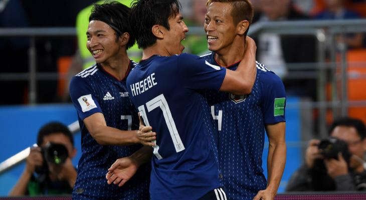 Honda, Inui goals spare Japan blushes in Senegal draw