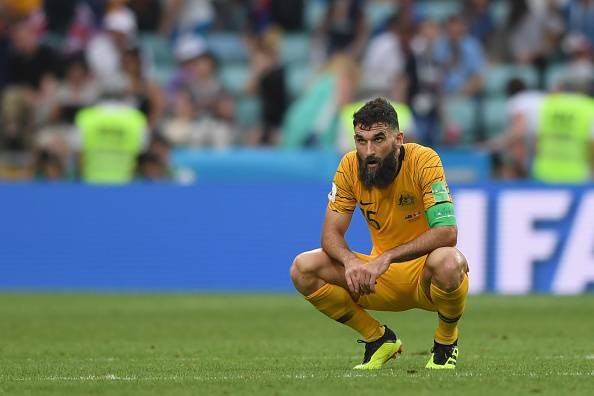 Australia knocked out of World Cup after 2-0 defeat by Peru