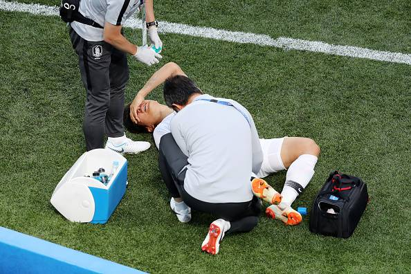 Park Joo-ho to miss the rest of 2018 World Cup due to injury