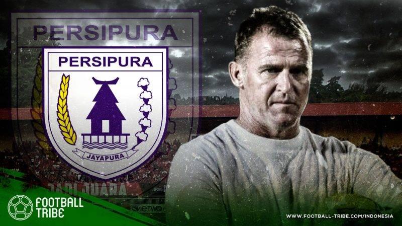 Persipura Jayapura sack Peter Butler despite positive results