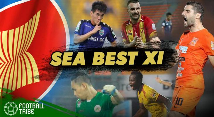 Southeast Asia XI of the Week (May 29 – June 4)
