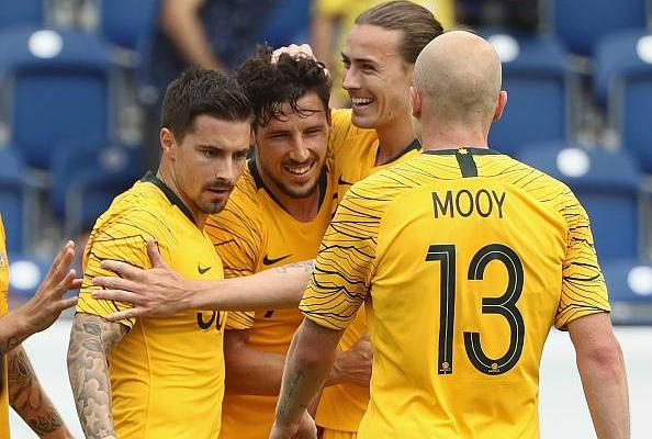 Australia displace Iran as highest ranked AFC nation before 2018 World Cup kick-off