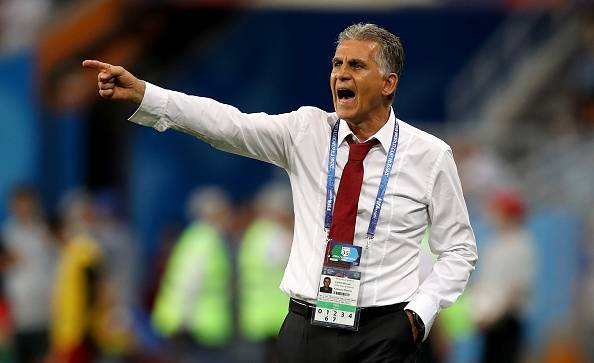 Carlos Queiroz slams VAR system following Iran's group stage exit