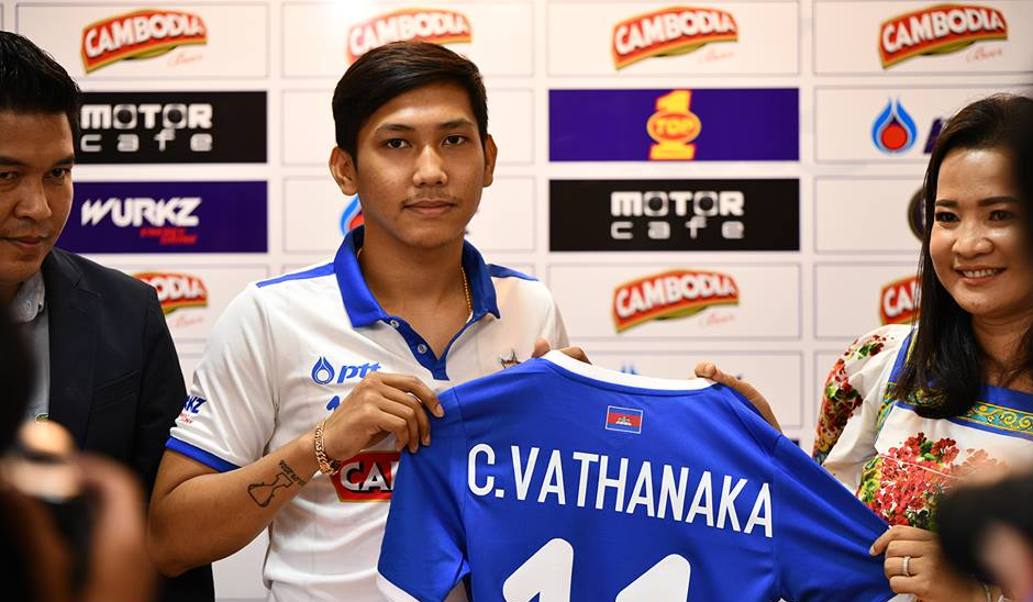 Chan Vathanaka decides to stay at Boeung Ket until the end of season