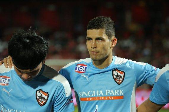 Cleiton Silva on the verge of joining Suphanburi FC on loan