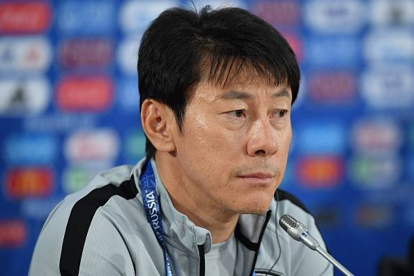"Coach Shin Tae-yong feels ""a little bit empty"" despite Germany win"