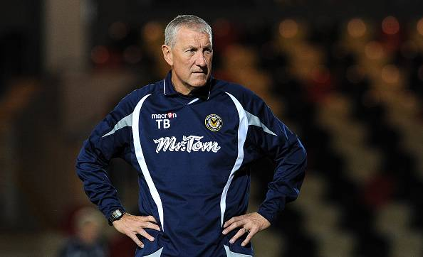 Former England captain Terry Butcher appointed as Philippines head coach