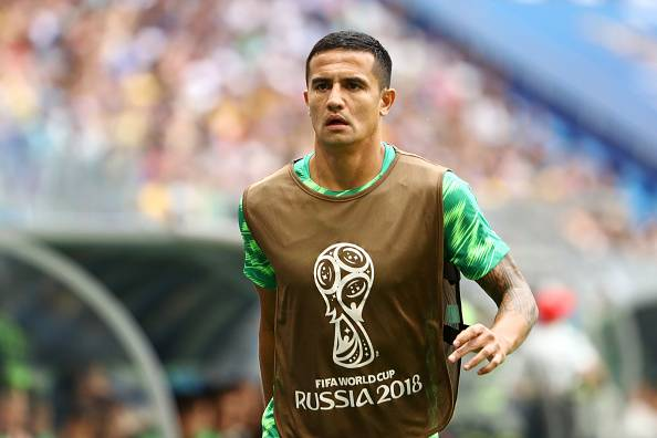No guarantee Tim Cahill will play in crucial Peru game