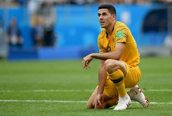 Tom Rogic out of Celtic's Champions League qualifier