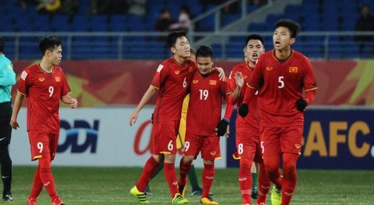 Vietnam to train in Korea, Qatar for Asian Cup and AFF Cup