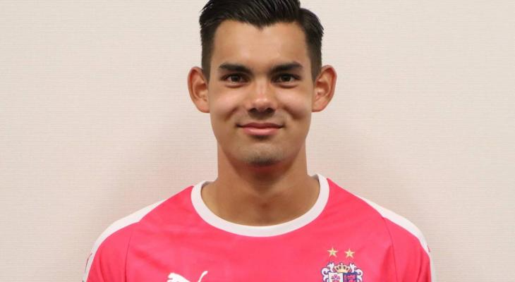 Cerezo Osaka sign Australian striker Pierce Waring