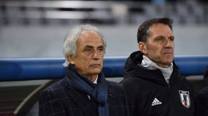 South Korea targets former Japan manager Halilhodzic