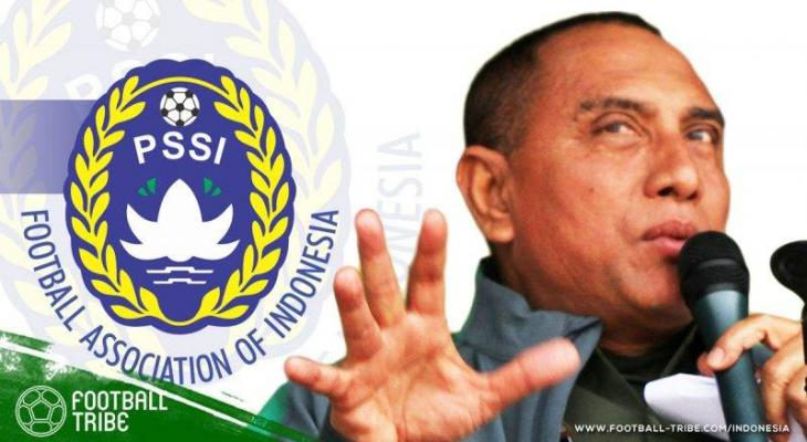 PSSI Chairman Edy Rahmayadi won quick count of North Sumatera governor election
