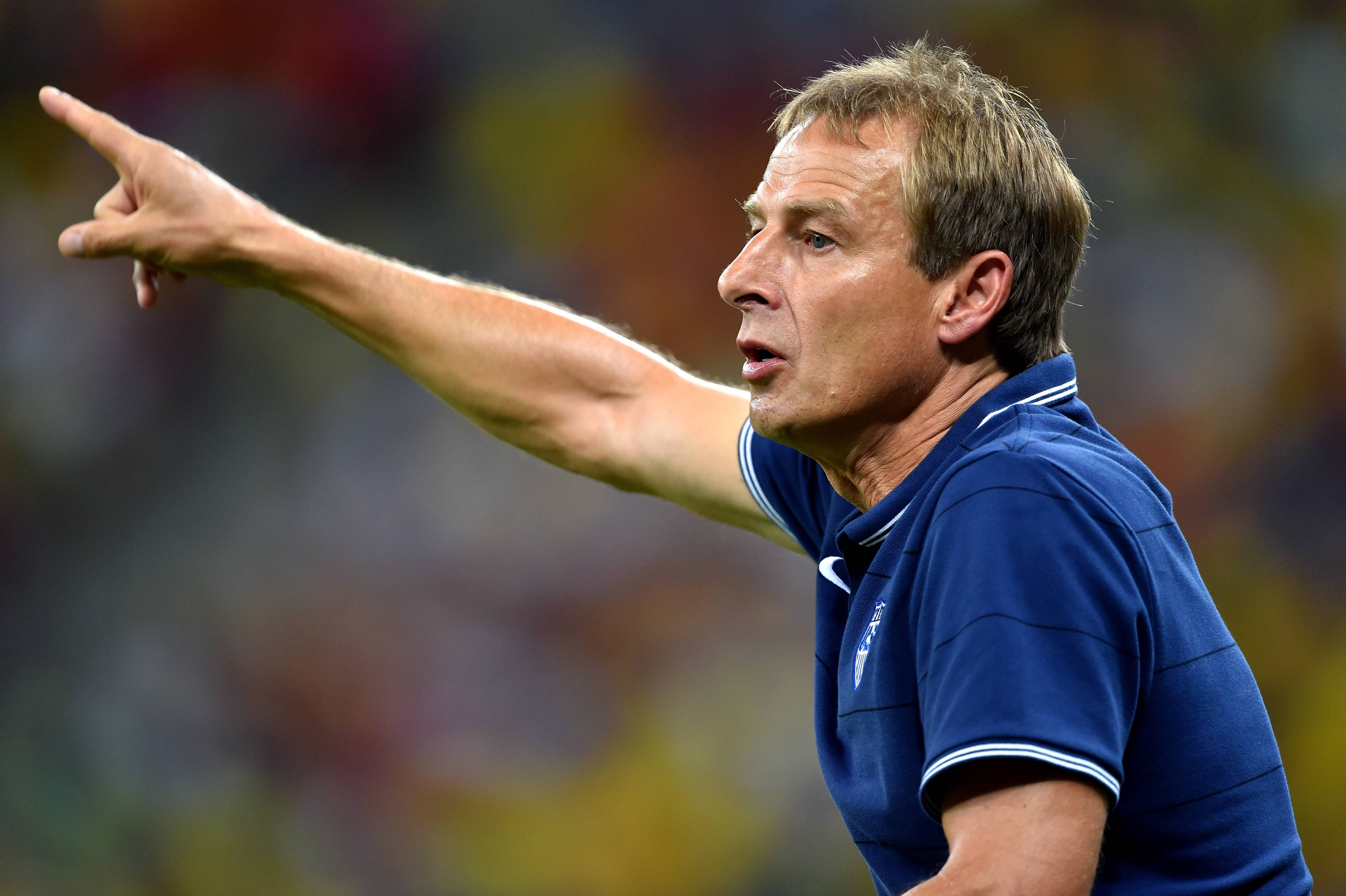Report: Jurgen Klinsmann in line to become Japan's next head coach