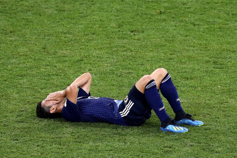 Valiant Japan fall short to Belgium in final moments of World Cup's Round of 16