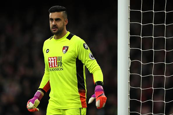 Australian goalkeeper Adam Federici joins Stoke City
