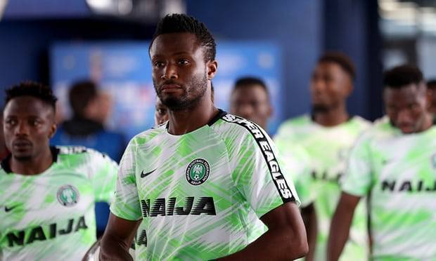 John Obi Mikel reveals his father was kidnapped hours before Argentina clash
