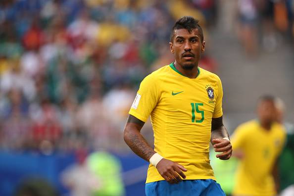 Paulinho could make suprise return to Chinese Super League – Reports