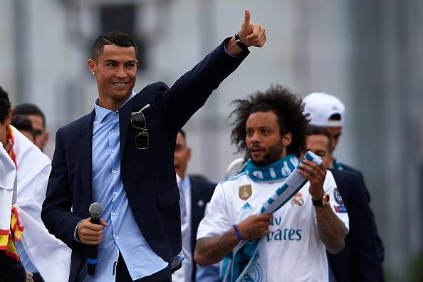 Ronaldo receives lucrative offer from China amid transfer rumors