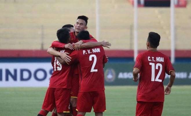 Vietnam hit a big win over Philippines in 2018 AFF U-19 Youth Championship