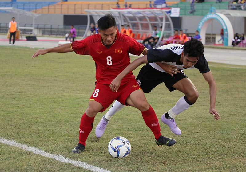 Vietnam settle for goalless draw against Thailand in 2018 AFF U-18 Championship