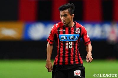 Chanathip Scores as Consadole Hold Cerezo Osaka