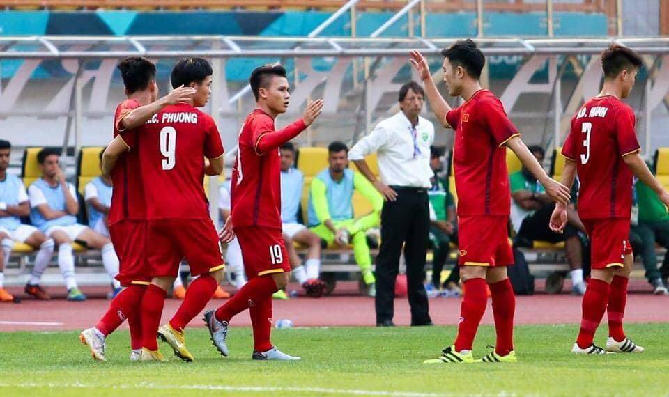 Vietnam in Action as Asian Games Reaches Knockout Stage
