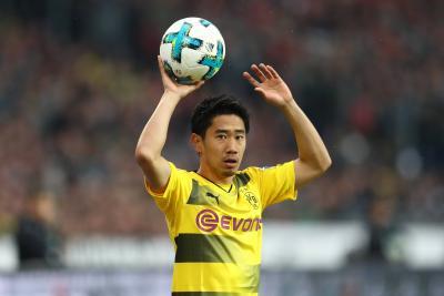 Speculation mounts over Besiktas bid for Shinji Kagawa