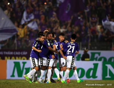 Hanoi Prepare for Yangon Rematch in AFC Cup