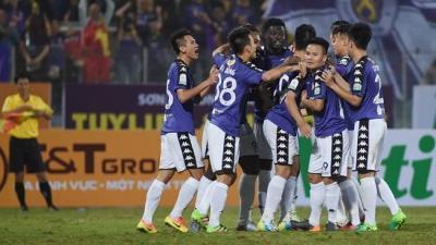 Hanoi Seal Fourth V-League Title
