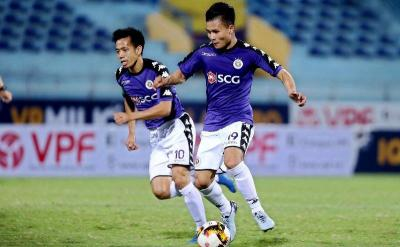Hanoi FC On The Brink of Securing V-League Title
