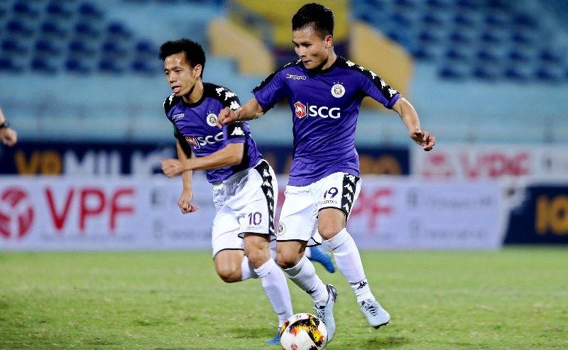 Hanoi FC On The Brink Of Securing V League Title