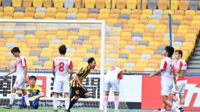 Hosts Malaysia Off To Winning Start in AFC U16 Championships