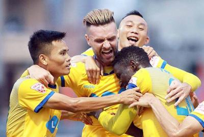 Nam Dinh and Thanh Hoa Successful on V.League Final Day